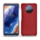 Nokia 9 PureView leather cover - Rouge ( Nappa - Pantone 199C )