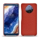 Custodia in pelle Nokia 9 PureView - Papaye ( Pantone 180C )