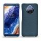 Custodia in pelle Nokia 9 PureView - Indigo ( Pantone 303U )