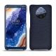 가죽 커버 Nokia 9 PureView - Cobalt ( Pantone 2766C )