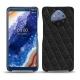 Custodia in pelle Nokia 9 PureView - Ebène - Couture ( Sleek P C12 - Black )