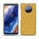 Custodia in pelle Nokia 9 PureView - Mimosa - Couture ( Pantone 141C )