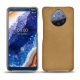 Nokia 9 PureView leather cover - Sable vintage ( Roughtcut - Gaucho#57254 )
