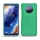 Custodia in pelle Nokia 9 PureView - Menthe vintage ( Pantone 562C )