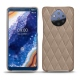 Custodia in pelle Nokia 9 PureView - Taupe vintage - Couture