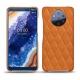 Custodia in pelle Nokia 9 PureView - Mandarine vintage - Couture