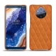 Nokia 9 PureView leather cover - Mandarine vintage - Couture
