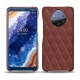 Nokia 9 PureView leather cover - Passion vintage - Couture