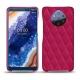 レザーケース Nokia 9 PureView - Rose fluo - Couture