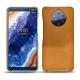 Custodia in pelle Nokia 9 PureView - Or Maïa ( Pantone 871C )