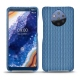 Custodia in pelle Nokia 9 PureView - Abaca ishia