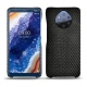 Nokia 9 PureView leather cover - Serpent nero