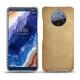 Custodia in pelle Nokia 9 PureView - Serpent sabbia