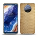 Nokia 9 PureView leather cover - Serpent sabbia