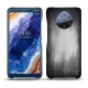 Nokia 9 PureView leather cover - Gris Patine