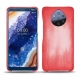 Nokia 9 PureView leather cover - Rose Patine