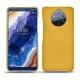 가죽 커버 Nokia 9 PureView - Jaune soulèu