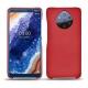Custodia in pelle Nokia 9 PureView - Rouge troupelenc