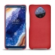 Nokia 9 PureView leather cover - Rouge troupelenc