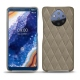 Nokia 9 PureView leather cover - Darboun sabla - Couture