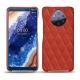 Custodia in pelle Nokia 9 PureView - Arange clouquié - Couture