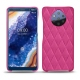Nokia 9 PureView leather cover - Rose BB - Couture