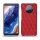 Custodia in pelle Nokia 9 PureView - Rouge troupelenc - Couture