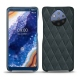 Nokia 9 PureView leather cover - Blu marino - Couture