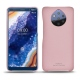 Nokia 9 PureView leather cover - Rose PU