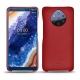 Custodia in pelle Nokia 9 PureView - Rouge PU