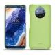 レザーケース Nokia 9 PureView - Vert olive PU