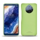 Nokia 9 PureView leather cover - Vert olive PU