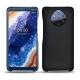 レザーケース Nokia 9 PureView - Noir élégant
