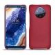 Custodia in pelle Nokia 9 PureView - Rouge passion