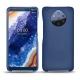 가죽 커버 Nokia 9 PureView - Bleu frisson