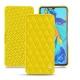 Capa em pele HuaweiP30 - Jaune fluo - Couture