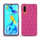 Huawei P30 leather cover - Rose BB - Couture