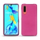 Huawei P30 leather cover - Rose BB