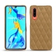 Huawei P30 leather cover - Sable vintage - Couture