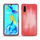 Huawei P30 leather cover - Rose Patine
