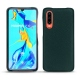 Huawei P30 leather cover - Vert séduisant