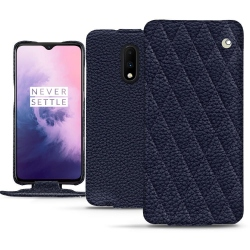 Housse cuir OnePlus 7