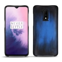 OnePlus 7 leather cover