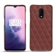 OnePlus 7 leather cover - Passion vintage - Couture