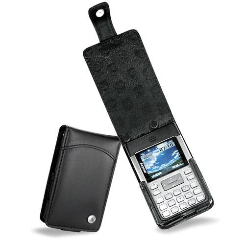 Samsung SGH-P300 - 308  leather case