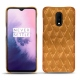 OnePlus 7 leather cover - Or Maïa - Couture