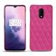 Funda de piel OnePlus 7 - Rose BB - Couture