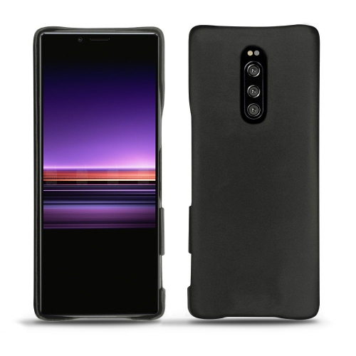 Sony Xperia 1 leather cover
