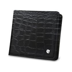 Monedero con cremallera - Anti-RFID / NFC