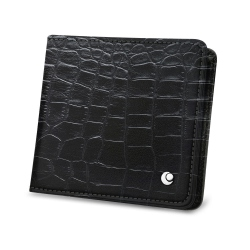 Zipper money wallet - Anti-RFID / NFC